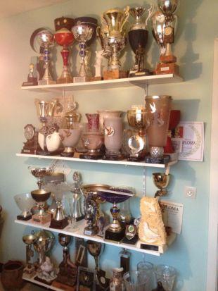 Enkele trofeeën
